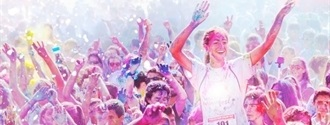 II Mislata Run Color Fest